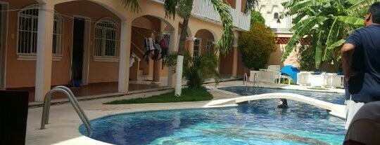 Hotel Mayeli is one of Lugares favoritos de Dj Steff.