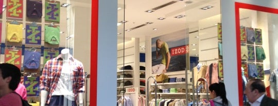 IZOD is one of Tempat yang Disukai Alberto J S.