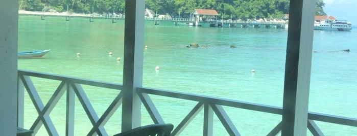 Salang Indah Resort is one of Hirman Evo ®  님이 좋아한 장소.