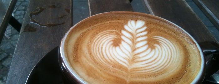 Five Elephant is one of Berlin's Best Coffee - 2013.