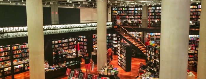 Livraria da Travessa is one of Marceloさんのお気に入りスポット.