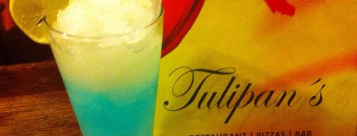 Tulipan's Restaurant is one of Tempat yang Disukai Marcus.