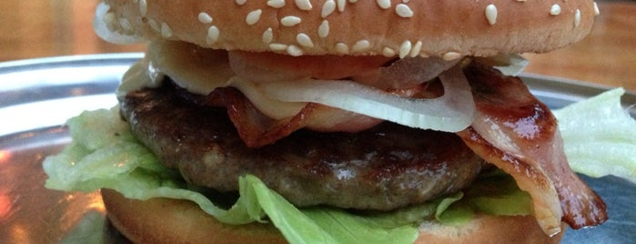 Stargarder Burger is one of Burger in Berlin.