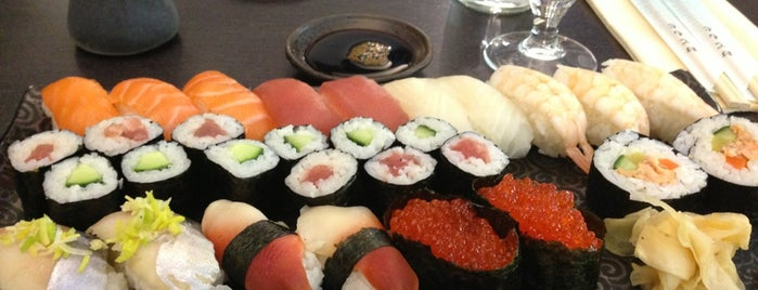 Zen Sushi is one of Best places in Helsinki, Suomi.