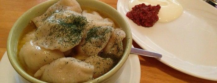 Pelmenit is one of HELSINKI - EAT.