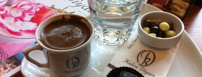 Kahve Diyarı is one of Wüşün en sevdikleri.