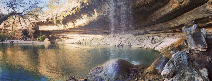 Hamilton Pool Nature Preserve is one of Austin.