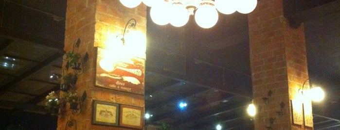 Fabbrica Di Pizza is one of Onde ir em Gyn.