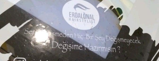 Erdal Önal Kuaför is one of Tempat yang Disukai Adalet.