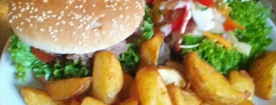 East London is one of Berlins Best Burger.