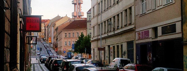 Žižkov is one of Locais curtidos por Mohamed.