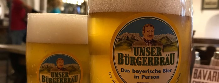 Bürgerbräu is one of Erikさんのお気に入りスポット.