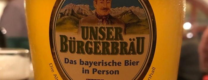 Bürgerbräu is one of Germany.