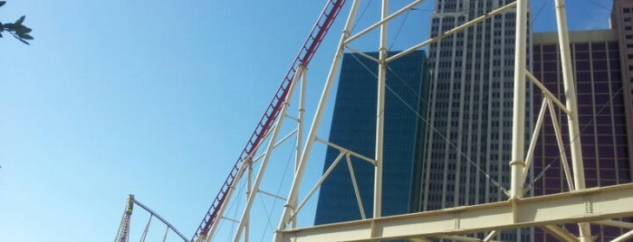 The Roller Coaster is one of Las Vegas Suggestions.