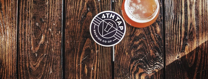 4th Tap Brewing Cooperative is one of Where to Drink in Austin.