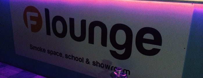 F-Lounge is one of Must visit.