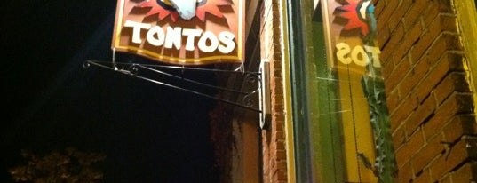 Taco Tontos is one of Midwest Roadtrip.