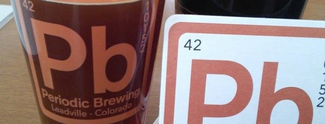 Periodic Brewing is one of Colorado.