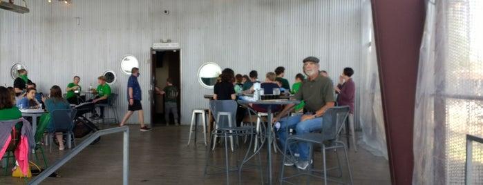 Saint Arnold Beer Garden is one of Houston.