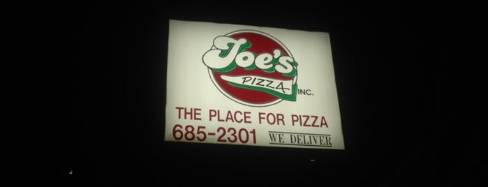Joe's Pizza is one of Easy Chicago.