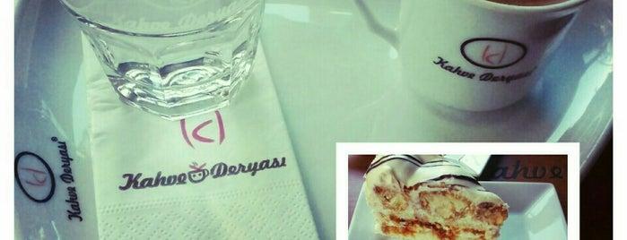Kahve Deryası is one of Aslı 🌟🌟🌟 : понравившиеся места.