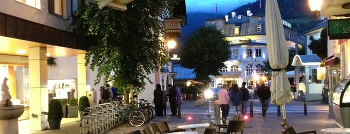 Café Seegasse is one of Zell am See.