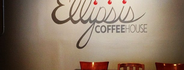 Ellipsis Coffeehouse is one of Chicago.