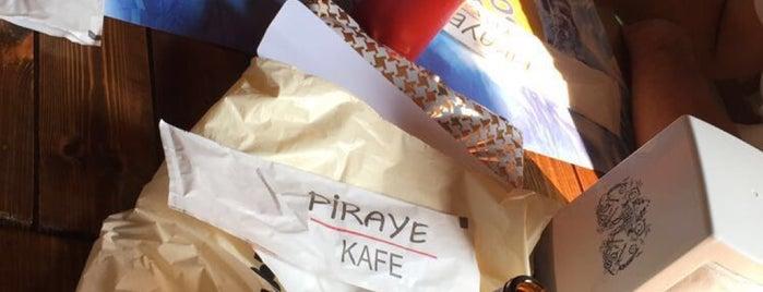 Piraye Cafe is one of Orte, die Mustafa gefallen.