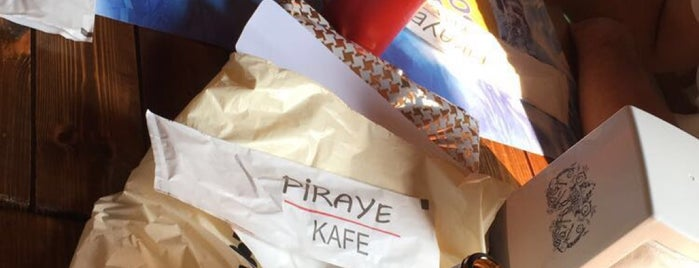 Piraye Cafe is one of Tempat yang Disukai Merve.