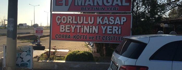 Özenç Et&Mangal is one of Posti salvati di Songül.