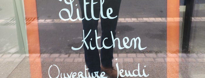 Little Kitchen is one of FastFood.