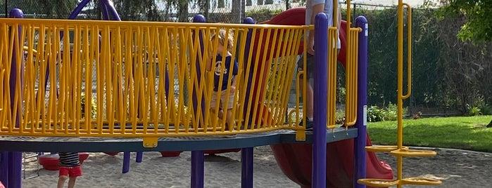 Maple Street Park is one of Lugares favoritos de Lau.