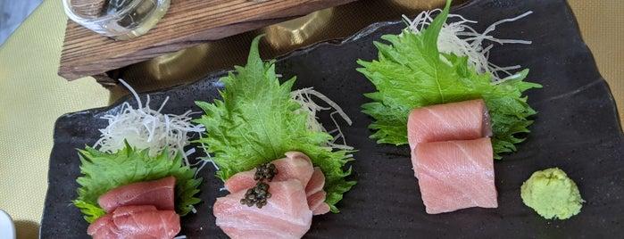 Namo is one of Sushi.