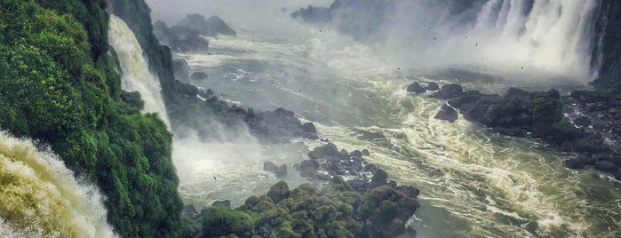 Trilha das Cataratas is one of Iguazu.