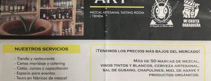 Mezcal-Art is one of San Miguel de Allende.