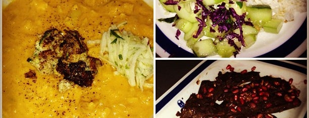 Restaurant Themroc is one of Berlin's best food.