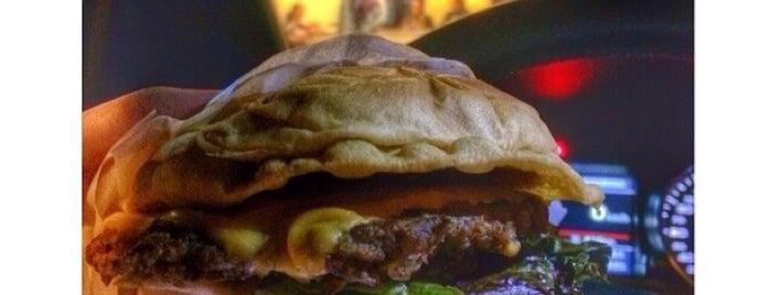 Joy Burger is one of Lugares guardados de Hasan.