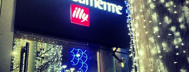 Espressamente Illy is one of ANKAGURMEさんのお気に入りスポット.