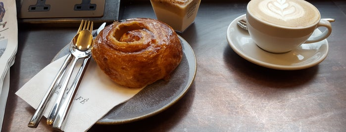 Parcafé is one of New London Openings 2015.