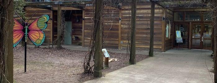 Bernheim Visitor Center is one of Lugares favoritos de Garrett.