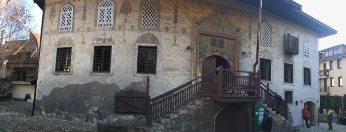Šarena Sulejmanija Džamija is one of สถานที่ที่ Loresimaqq ถูกใจ.