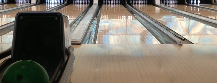 Westgate Lanes is one of Carlos 님이 좋아한 장소.
