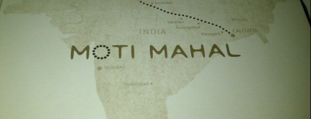 Moti Mahal is one of My London spots....