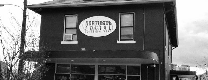 Northside Social is one of US: VA Coffee&Sweet.