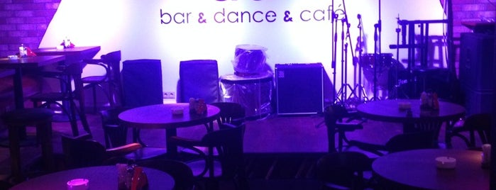 Hidden Bar is one of Jazz in Moscow.