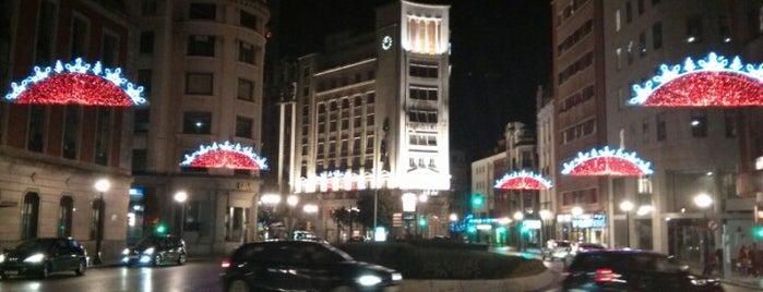 Plaza del Carmen is one of Gijon.
