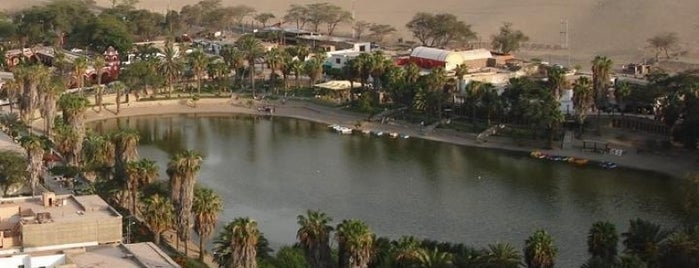 Huacachina is one of Peru.