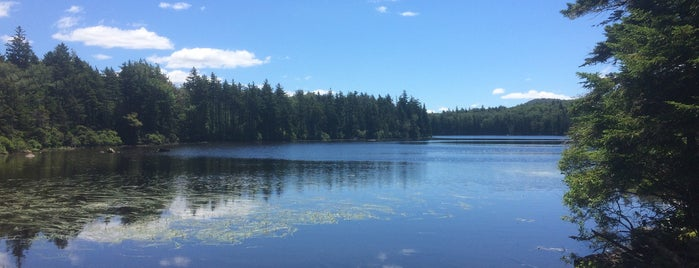 Emerald Lake State Park is one of Vermont.