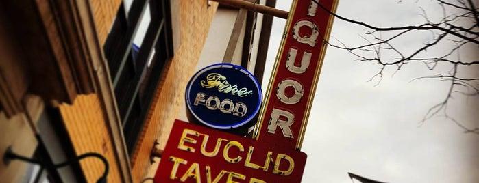 Happy Dog @ Euclid Tavern is one of Bars/Nightclub.