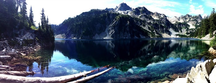 Snow Lake Trailhead is one of Camping/Hiking in Western Washington.